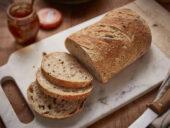 Black & Green Olive Sourdough Loaf