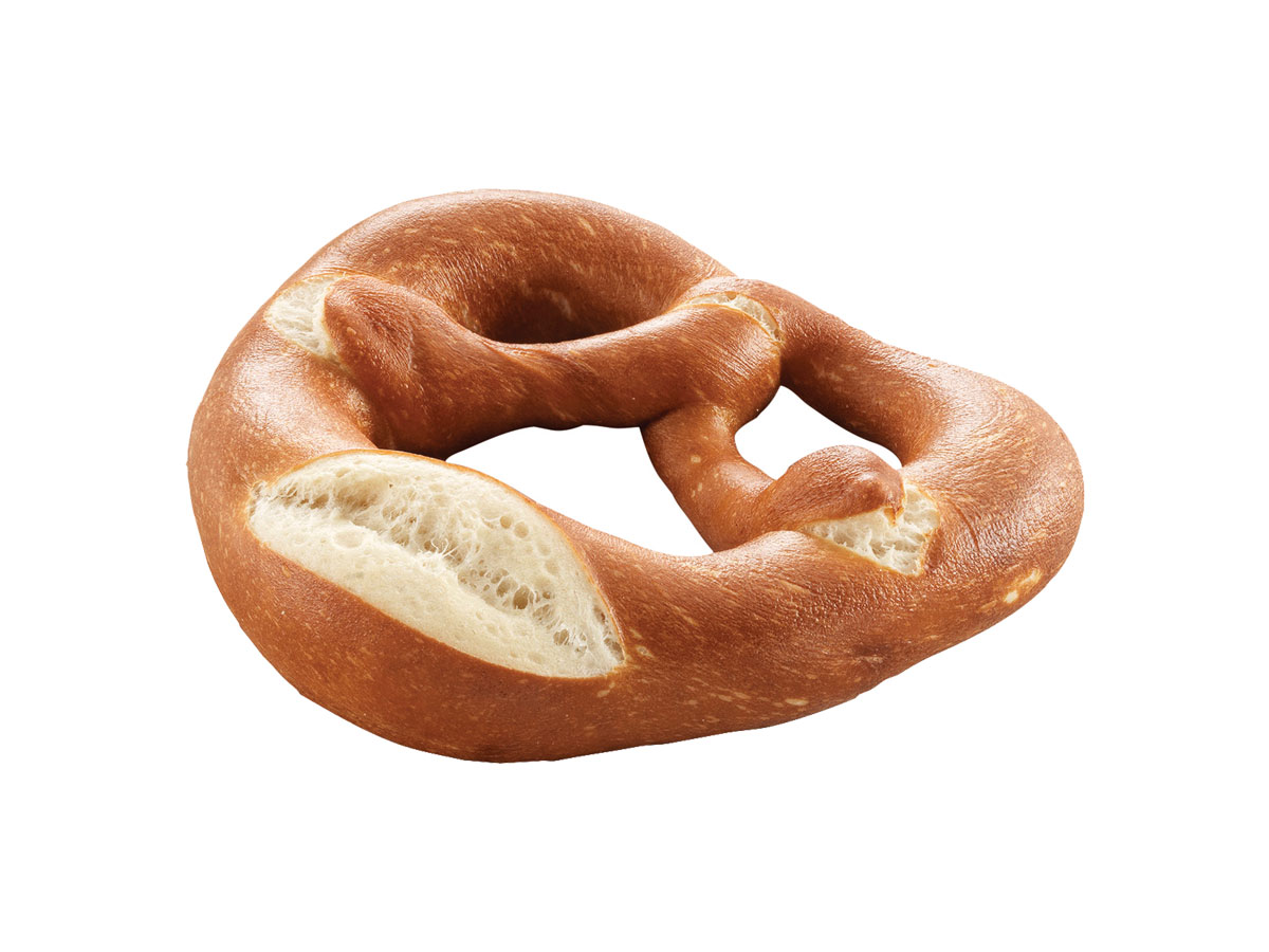 Soft Pretzel Twist Medium 3oz.