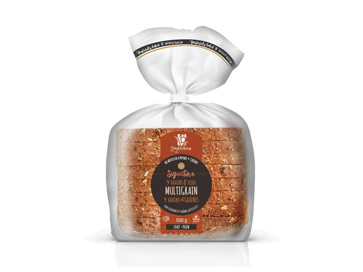about Multigrain, Sliced Sandwich Bread Multigrain, Sliced Sandwich Bread
